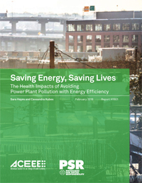 Saving Energy, Saving Lives