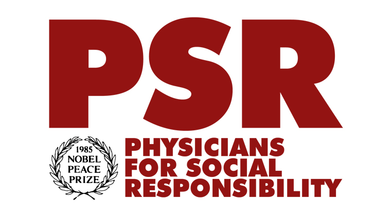 Campaign Update Archives Physicians For Social Responsibility >> A High Potential For Catastrophe Psr Calls For Better Government